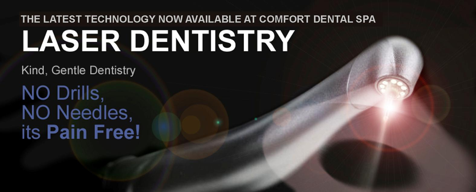 Laser Dentistry in Twin Falls
